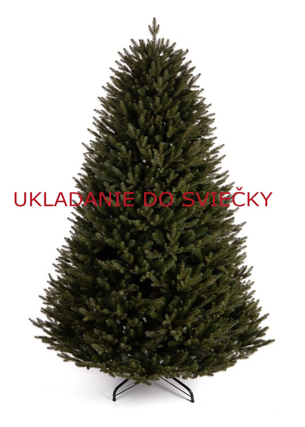 Ako aranžovat vianočny stromcek do sviecky