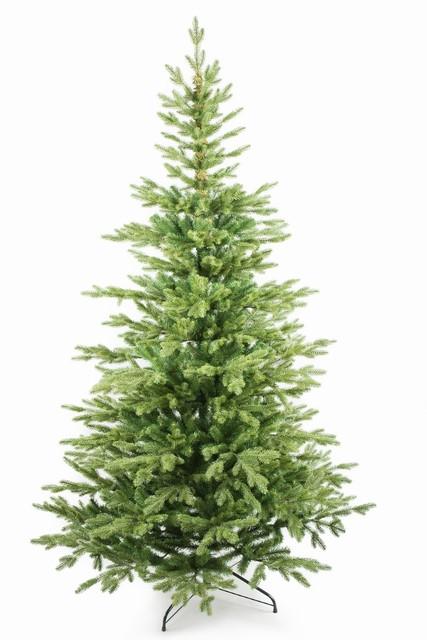 577cabb57 3D umelé vianočné stromčeky dokonale imitujú žive stromčeky